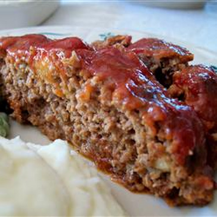The Best Meatloaf I'