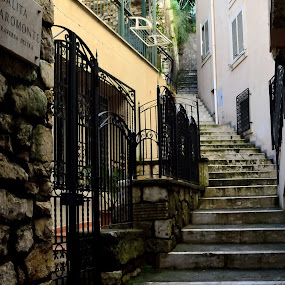 by Giuseppe Ciaramaglia - Buildings & Architecture Public & Historical ( old, gaeta, town )