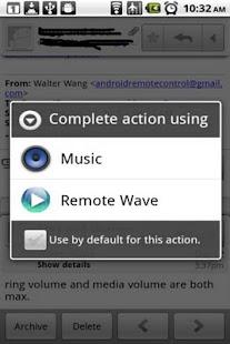 Remote Wave