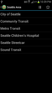 Seattle Metro Alerts - screenshot thumbnail