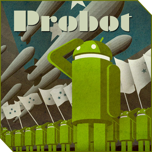 Xperia™ Probot 個人化 App LOGO-APP試玩