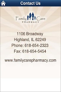 Family Care Pharmacy - screenshot thumbnail