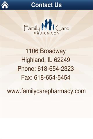 Family Care Pharmacy - screenshot
