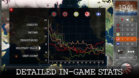1941: World War Strategy Screenshot 11