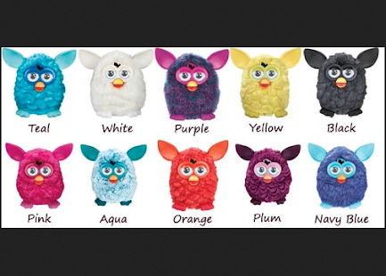 玩街機App|Furby Jump Yellow免費|APP試玩