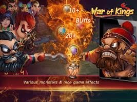 Screenshot of War of Kings