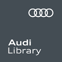 Audi Library icon