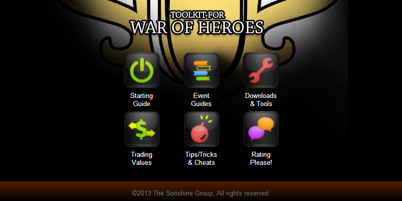 Toolkit 4 Marvel War of Heroes - screenshot