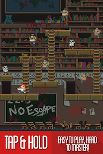 The Tapping Dead - Platformer- screenshot thumbnail