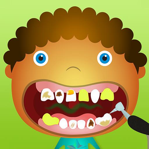 タイニー歯科 (Tiny Dentist) 街機 App LOGO-硬是要APP