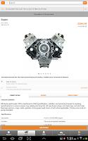 Screenshot of AutoZone