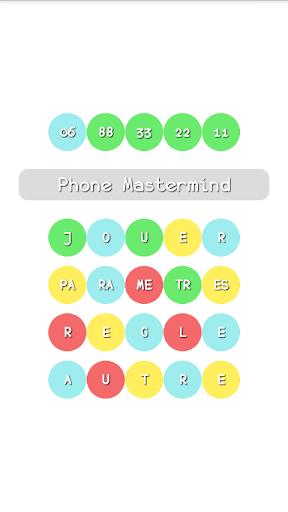Phone Mastermind