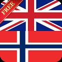 Offline English Norwegian Dictionary icon