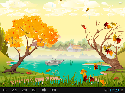 Spring Live Wallpaper- screenshot thumbnail