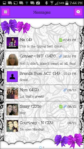 GO SMS - SCS224