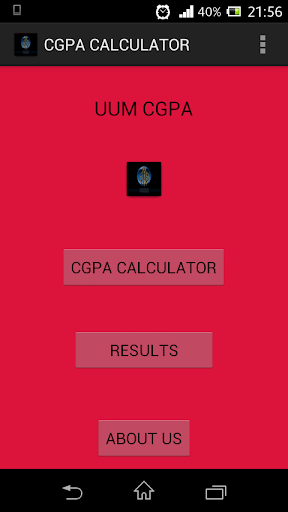 UUM CGPA CALCULATOR