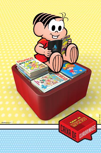 Caixa de Quadrinhos