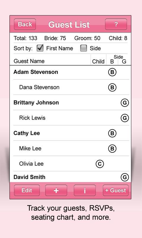 Wedding Planning Complete Plus- screenshot