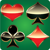 Solitare Patience Card Game
