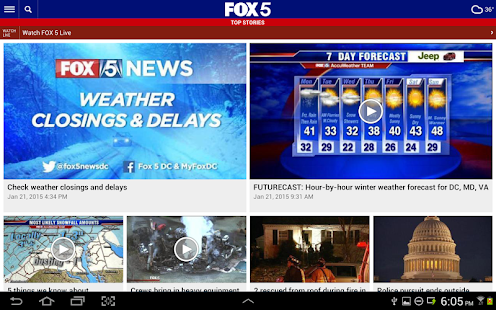 FOX 5 DC- screenshot thumbnail