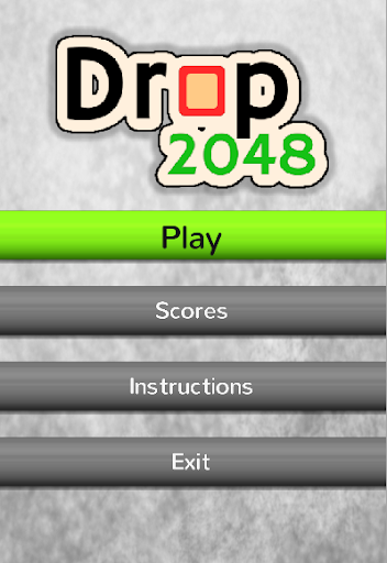 Drop 2048