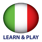 Learn and play. Italian free
