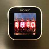 Nixie for Sony SmartWatch
