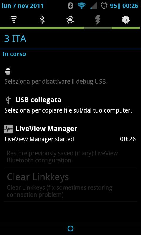 LiveView Manager - screenshot