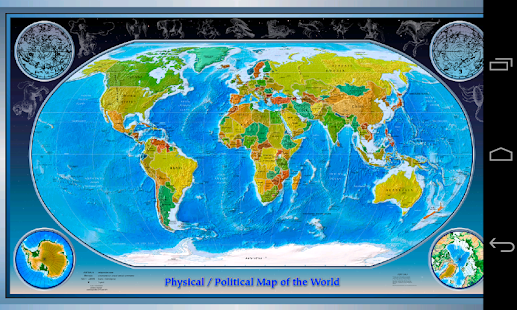 World map app android apps on google play world map app screenshot thumbnail gumiabroncs Gallery