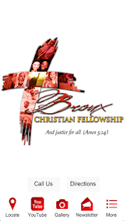Bronx Christian Fellowship - screenshot thumbnail