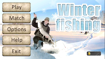 Screenshot of Winter fishing 3D premium