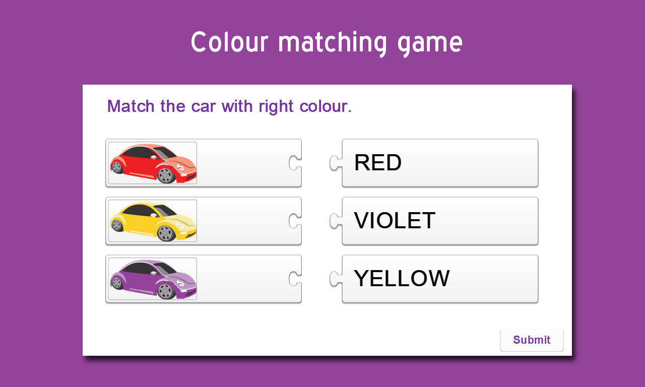 colours games for kids screenshot
