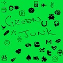 Green Junk ADW icon