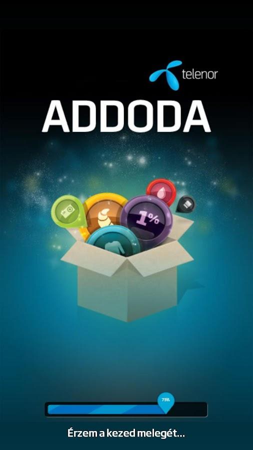 ADDODA - screenshot