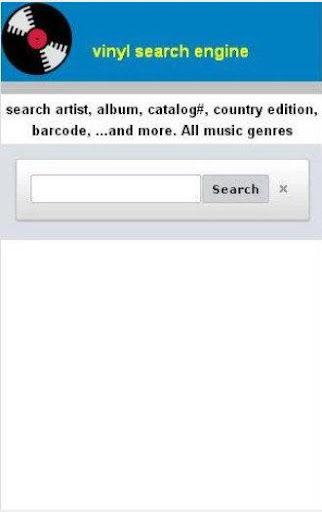 vinyl search engine no_ads