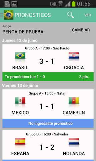 Brasil Pronostica 2014