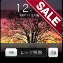 iPhoneロック画面pro icon
