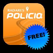 Radares da Polícia - FREE