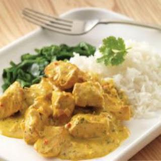 Chicken Tikka Masala with Basmati Rice Recipe