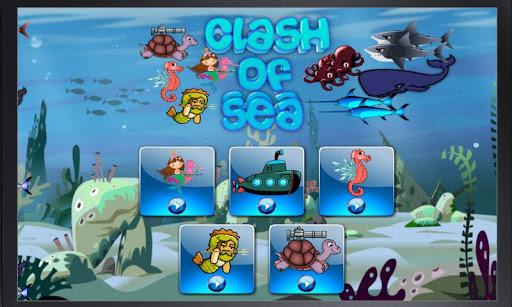 Clash of Sea
