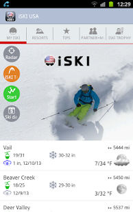 iSKI USA - screenshot thumbnail