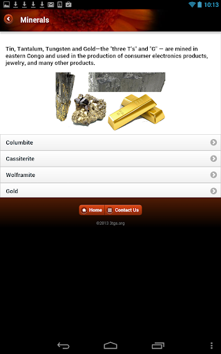 玩商業App|Conflict Minerals免費|APP試玩