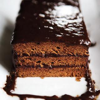 Chocolate Sponge Cake.