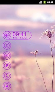 Circle - MagicLockerTheme - screenshot thumbnail