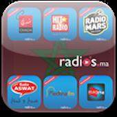 Radios Marocaines