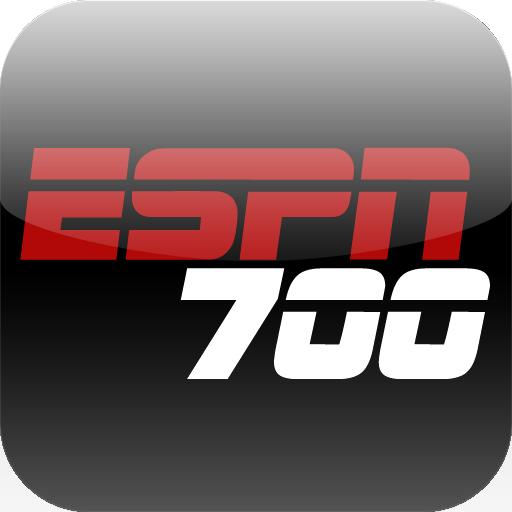 ESPN 700 Sports Radio 運動 LOGO-阿達玩APP