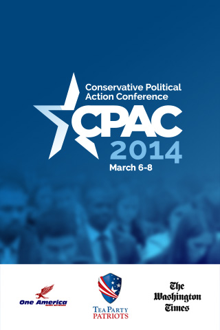 CPAC 2014 - screenshot