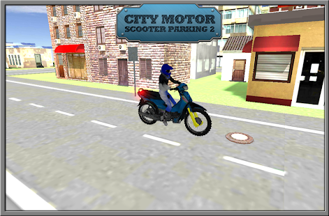 City-Motor-Scooter-Parking-2 4