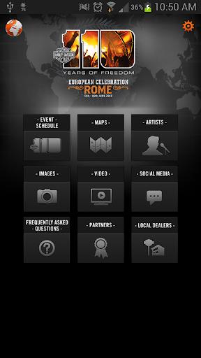 【免費娛樂App】Rome - H-D 110th Anniv-APP點子