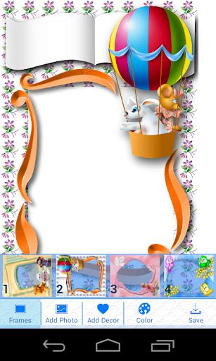 無料摄影Appの子供のフレームのHD|記事Game